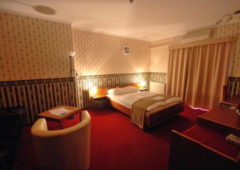 Három fős szoba