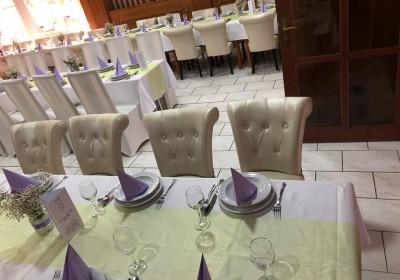 Étterem esküvő